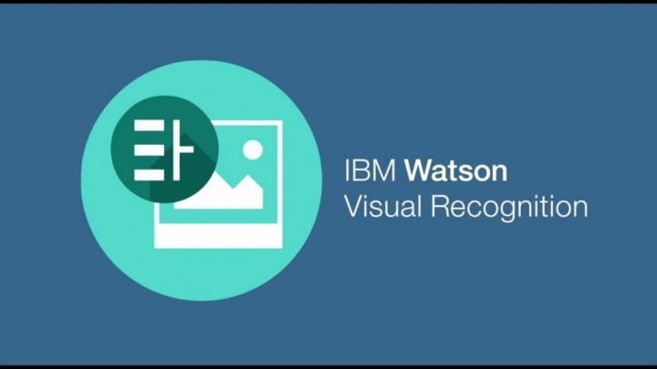 IBM visual recognition API